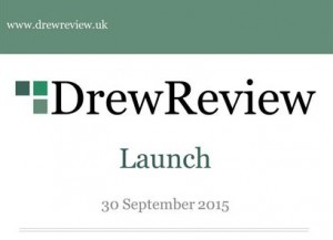 Drew-Review-Launch